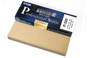 NANIWA P-320 - Professional ceramic whetstone #2000, 210x70x20 mm, Japan