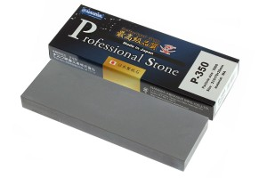 NANIWA P-350 - Professional ceramic whetstone #5000, 210x70x20 mm, Japan