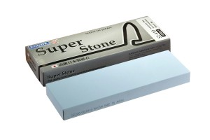 NANIWA S2-410 - Professional whetstone #1000, 210x70x20 mm, Japan