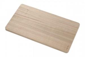 Tojiro F-346 — Kitchen board 450x295x20 mm, Paulownia wood, Japan