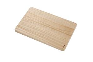 Tojiro F-347 — Kitchen board 530x295x20 mm, Paulownia wood, Japan