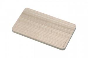 Tojiro F-348 — Kitchen board 350x200x20 mm, Paulownia wood, Japan