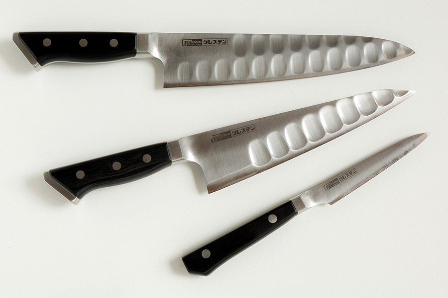 Professional Japanese Cooking Knives — Glestain K series
